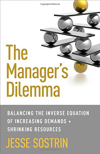 The Manager's Dilemma: Balancing the Inverse Equation of Increasing Demands and Shrinking Resources