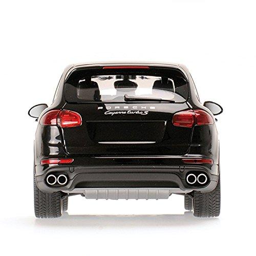 Minichamps 110064000 Porsche Cayenne Turbo S 2014 - Báscula 1:18: Amazon.es: Juguetes y juegos