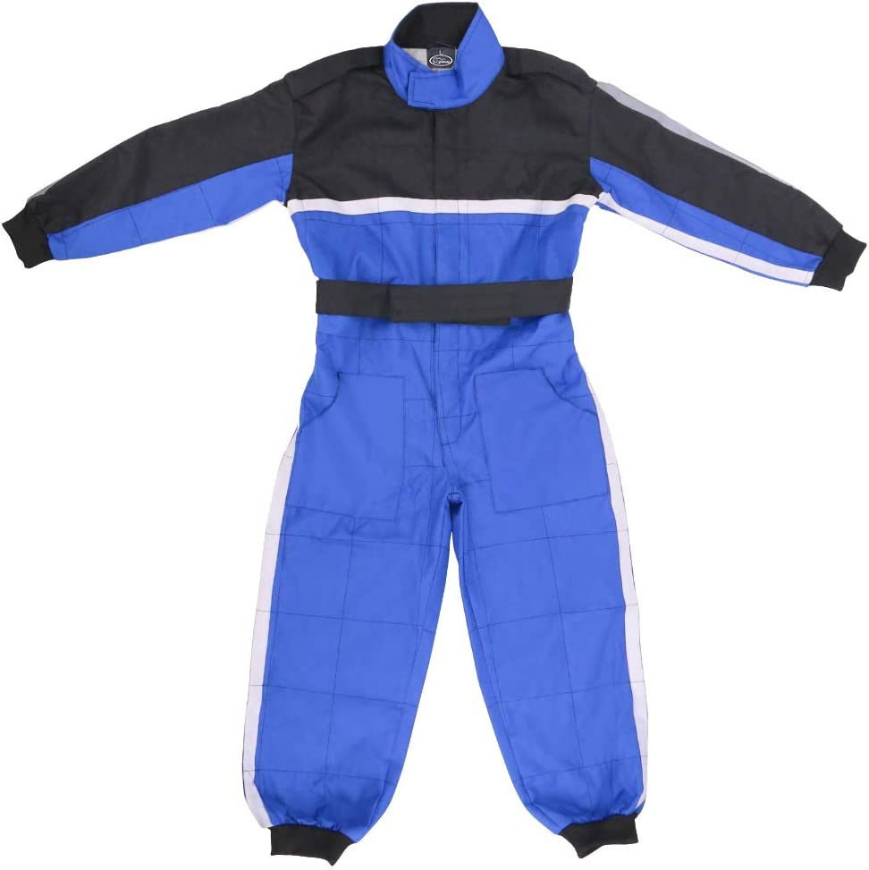 Leopard CUB Kids Children Motorbike Motocross Suit Jacket 1 PC ATV Dirt Bike Karting Overall Clothing