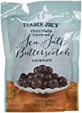 Trader Joe's Chocolate Covered Sea Salt Butterscotch Caramels 7oz
