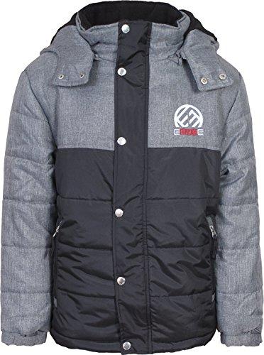 Ski Snowboard Jacket Charcoal - 2