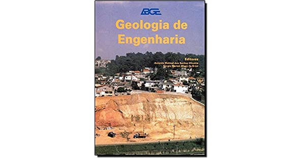 Geologia De Engenharia Abge Pdf