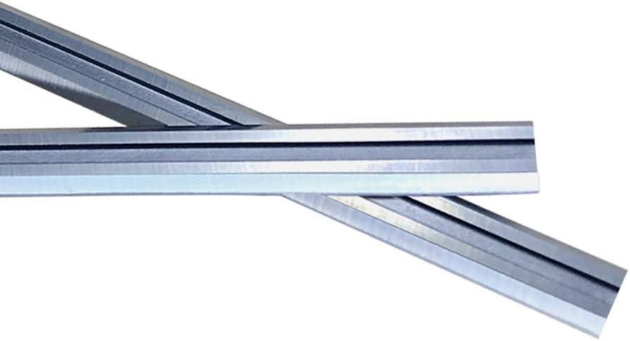 NO LOGO Sin Logotipo FMN-Box 2 Piezas de 82 mm TCT cepilladora de Madera Reversible tama/ño 82 x 5,5 x 1,2 mm Piezas de maquinaria de carpinter/ía