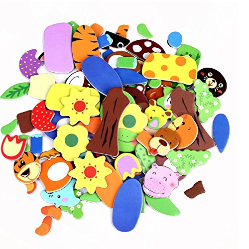 Wondertoys Magnetic Puzzle Art Easel Board Games with Dry Erase Educational Toys for Children by Wondertoys (Image #5)