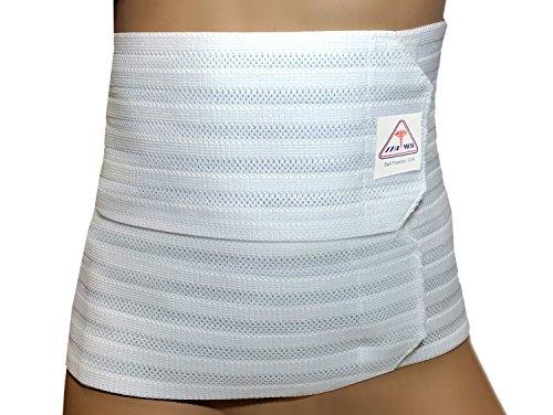 ITA-MED Women's Breathable 9 Inch Wide Post-Partum Abdomi...