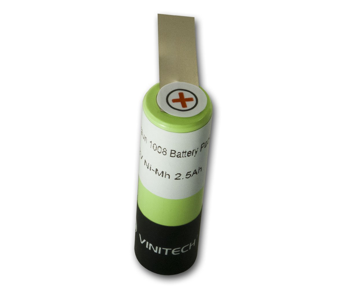 Batterie 2500mah 1,2v ni-mh pour Marron 5444 5459 5461 5462 5465 5466 5468