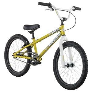 Diamondback 2013 Junior Viper BMX Bike with 20-Inch Wheels  (Green, 20-Inch/)