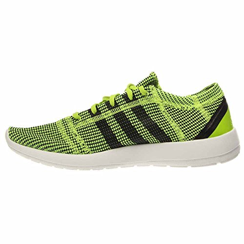 Adidas Performance Mens Element Refine Tricot M Lifestyle Running Scarpa Verde