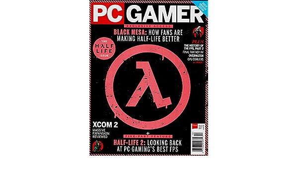 PC Gamer Magazine December 2017 Issue 298 THE HALF LIFE ...
