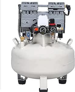 Stoge Bomba De Aire Redonda 30L, Compresor De Aire Silencioso Sin ...