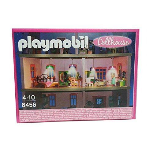 PLAYMOBIL® Add-On Series - Deluxe Dollhouse Lighitng ()