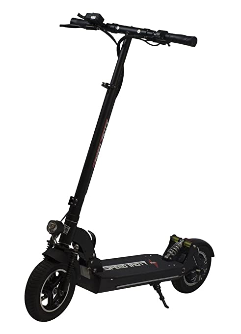 Speedtrot RS800 + Patinete eléctrico Unisex, Negro: Amazon ...