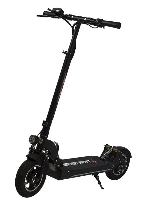 Speedtrot RS800 + Patinete eléctrico Unisex, Negro: Amazon ...