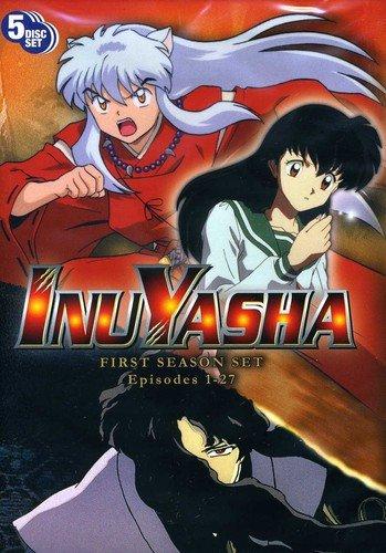 Inuyasha Season 1 Repackage