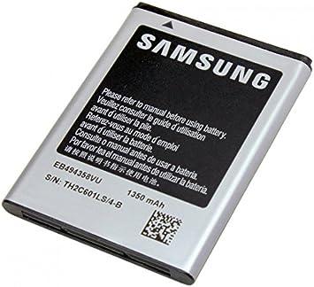 Samsung Battery Pack EB494358VU GT-S5830 GT-S5660, GH43-03504A (GT ...