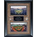 Yankees vs. Red Sox 'Turf Wars' Dirt Collage