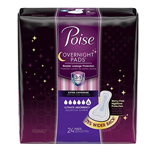 Poise Overnight Incontinence Ultimate Absorbency product image