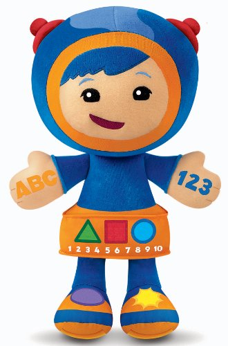 Fisher-Price Team Umizoomi: Learning Adventure - Geo