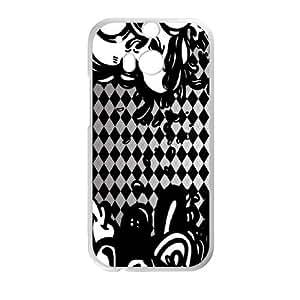 Black Argyle Lava HTC One M8 Cell Phone Case White DIY GIFT pp001_8114605
