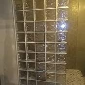 syst/ème dinstallation pour 70 briques de verre format 19x19x8 cm briques de verre ne sont pas inclus dans lensemble