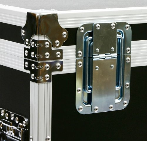 OSP Cases | ATA Road Case | Utility Truck Pack Transport Case | 45'' Rubber-Lined Cable Trunk | Heavy-Duty Casters | TP4524-30