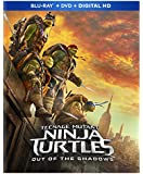 Teenage Mutant Ninja Turtles: Out of the Shadows [Blu-ray + DVD + Digital HD]