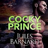 Bargain Audio Book - Cocky Prince  Men of Lake Tahoe  Book 5