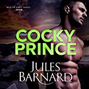 Cocky Prince: Men of Lake Tahoe, Book 5 | Jules Barnard
