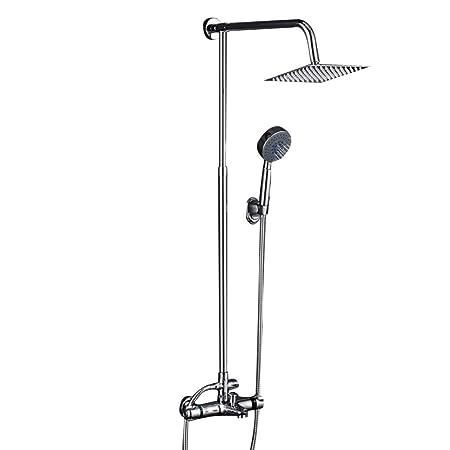ZXY Sistema de Ducha Juego de Ducha, Termostato de baño, Ducha de ...