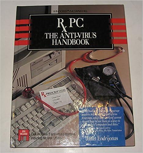 Rx PC: The Anti-virus Handbook