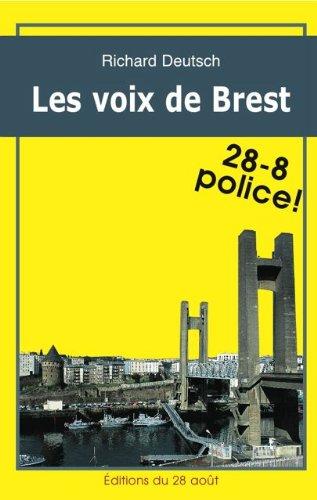Les Voix De Brest Romans Policiers Regionaux Gisserot T 4 French Edition