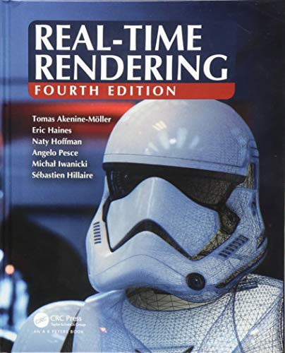 Real-Time Rendering, 4th Edition