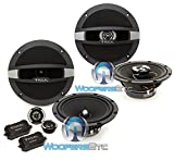 pkg Focal Auditor R-165S2 6.5'' 120W RMS 2-Way Component Speakers and Focal Auditor R-165C 6.5'' 120W RMS 2-Way Coaxial Speakers