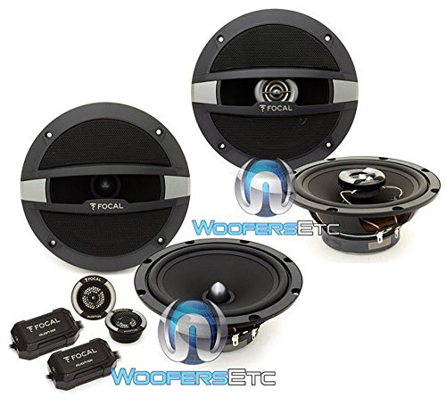 pkg Focal Auditor R-165S2 6.5'' 120W RMS 2-Way Component Speakers and Focal Auditor R-165C 6.5'' 120W RMS 2-Way Coaxial Speakers by Focal (Image #9)