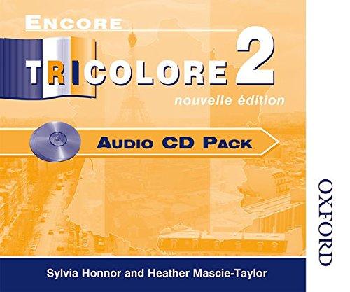 Encore Tricolore Nouvelle 2 Audio CD Pack (x6) ()