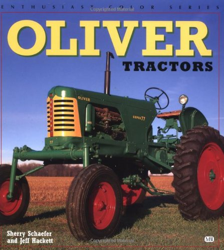 Oliver Tractors (Enthusiast Color)
