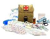 New Recruit First Aid Kit - Military IFAK Army Medic - Tan - #FA15