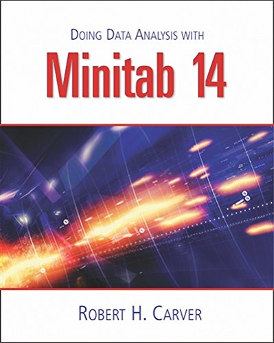 Doing Data Analysis with MINITABTM 14 (with CD-ROM)