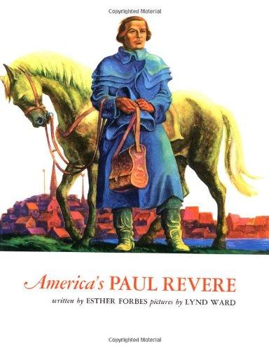 paul revere book report