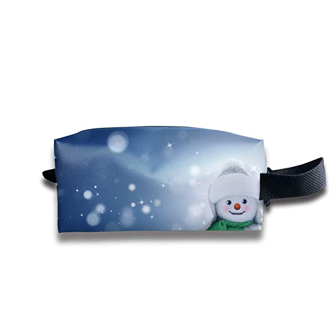 779f3c994105 Amazon.com: Womens Girls Cosmetic Bag Travel Handbag Bag Christmas ...