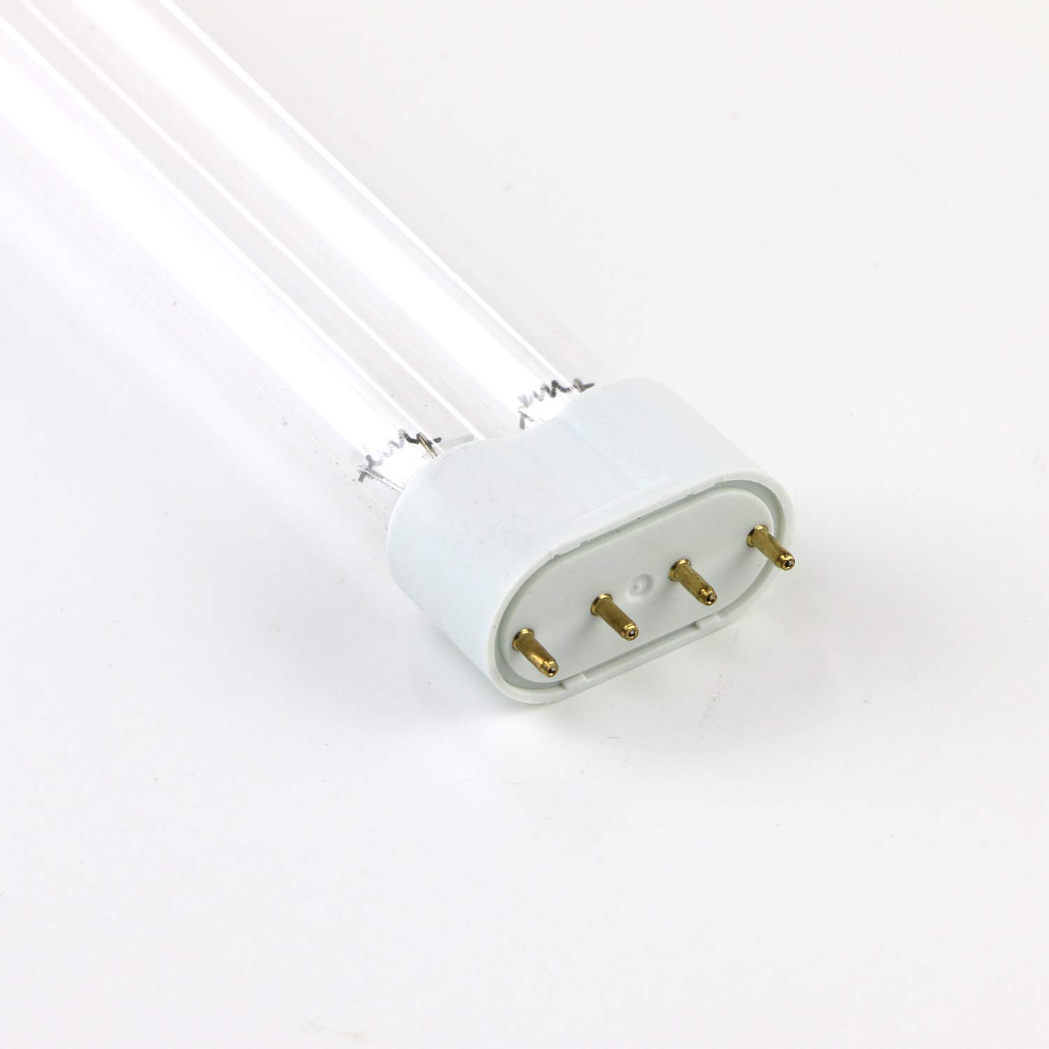 Aquarium Koi Pond Fish Tank UV Sterilizer Replace jebao sunsun jebo Light Bulb 36w 4-pin 2g11 Linear Twin Tube Transparent Quartz by Sun Sun
