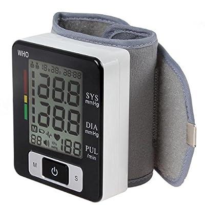 A-SRHY Diagnostic et suivi de l'état de santé Poignet de la pression artérielle (entièrement automatique mesure de la pression artérielle et Heart Beat)