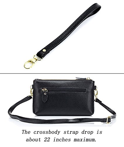 Women Teen Wristlet 2 Leather 1 Small Purple Bag Handbag for Crossbody Aladin Girls In Purse pxqWCAPxnc
