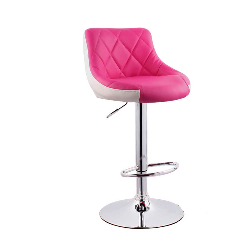 Loan 6 Happy Together Leather Reception bar Chair high bar Table Chair Chair Fashion Creative Chair (Edition   Low section1)