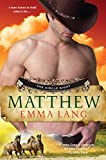Matthew (The Circle Eight Book 1)