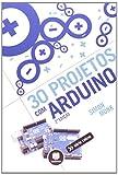 capa de 30 Projetos com Arduino