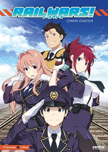 DVD : Rail Wars