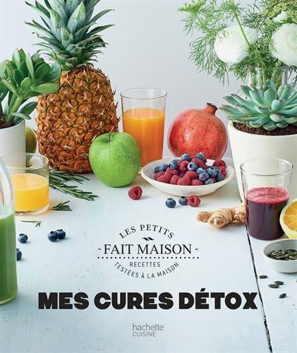 Mes cures détox Broché – 10 janvier 2018 Camille Petit Hachette Pratique 201335052X smoothies