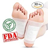 Foot Pads,Adhesives Sheet Foot Patches for Pain Relief,30 Pack