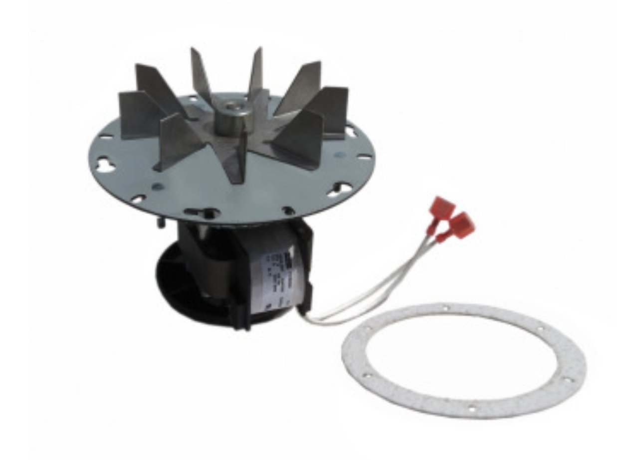 PelletStovePro - Eco Choice ADV-PS35 Pellet Stove Exhaust Combustion Blower 812-4400 (OEM Style) Quadrafire